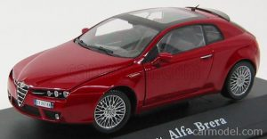 1/24 Hongwell Alfa Romeo Brera 2005 Red/Czerwony CA9241