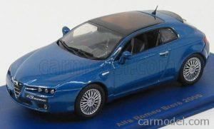 1/43 M4 Alfa Romeo Brera 2005 Blue Met