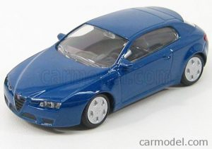 1/43 Mondomotors Alfa Romeo Brera 2005 Blue Met