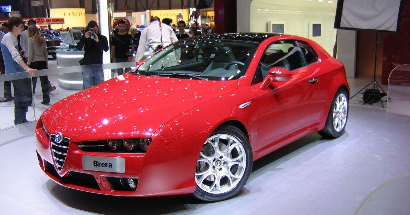 Alfa Romeo Brera - Wikipedia