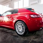 Fot. Alfa Romeo Brera by KURO Detailing