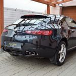 Fot. Alfa Romeo Brera by Wellness Car - auto detailing