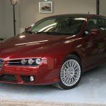 Fot. Alfa Romeo Brera by OliCars auto detailing Legnica