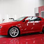 Fot. Alfa Romeo Brera by Car Beauty Car Spa