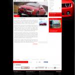 Alfa Romeo Brera 1750 TBi TI ExoticCars.pl – Portal Samochodów Egzotycznych