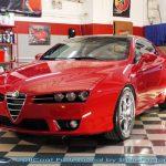 Fot. Alfa Romeo Brera by Shine Factory Warszawa