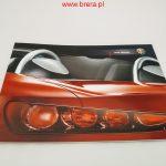 Alfa Romeo Spider Prospekt (Francja 2006)