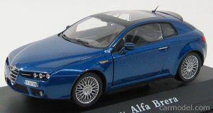 1/24 Hongwell Alfa Romeo Brera 2005 Blue Met CA9241