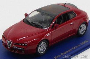 1/43 M4 Alfa Romeo Brera 2005 Red