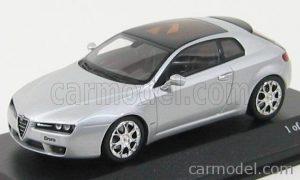 1/43 Minichamps Alfa Romeo Brera 2005 Silver