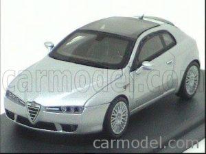 1/43 Racing43 Alfa Romeo Brera 2005 Silver