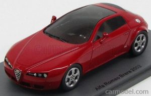 1/43 SparkAlfa Romeo Brera Giugiaro - Prototype 2002