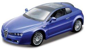 Bburago 18-43013 Alfa Romeo Brera 2005 1:32 - niebieski