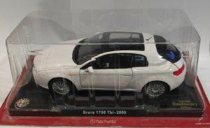 Hachette Alfa Romeo Brera 1750 Tbi 1/27 - 2009 Specialeee Centenary Edizione