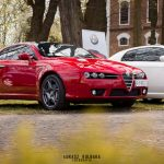 Alfa Romeo Brera Fot. Łukasz Kulbaka Fotografia
